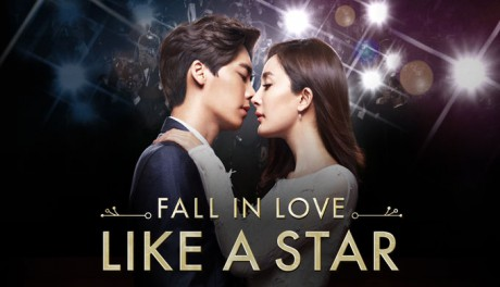 Falling Love Like A Star (2017)